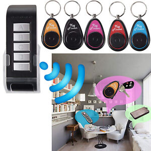 7d377735e251 Wireless RF Item Locator Remote Control Key Finder Tracker for Pet ...