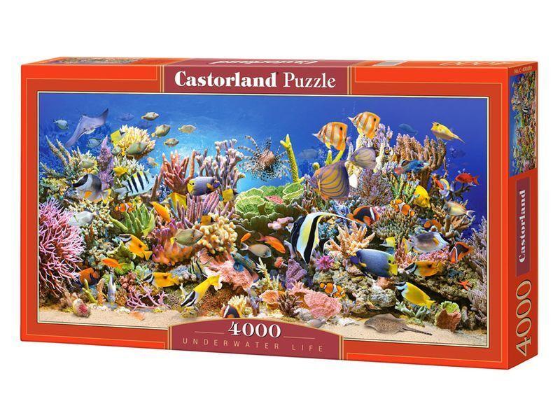 Castorland Puzzle 4000 Pieces - Underwater Life - 54