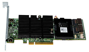 Details about Dell Perc H710P 8-Port Internal 6Gb/s SAS SATA RAID  Controller Card with Battery