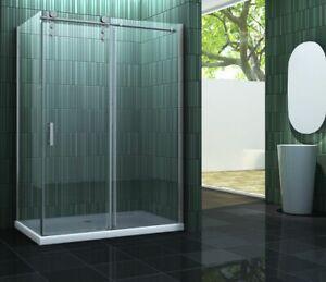Duschkabine-SUPERO-160-x-90-x-200-cm-mit-Duschtasse-Glas-Dusche-Duschabtrennung