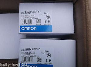 1PCS OMRON E6B2-CWZ5B 600P/R Rotary Encoder NEW IN BOX