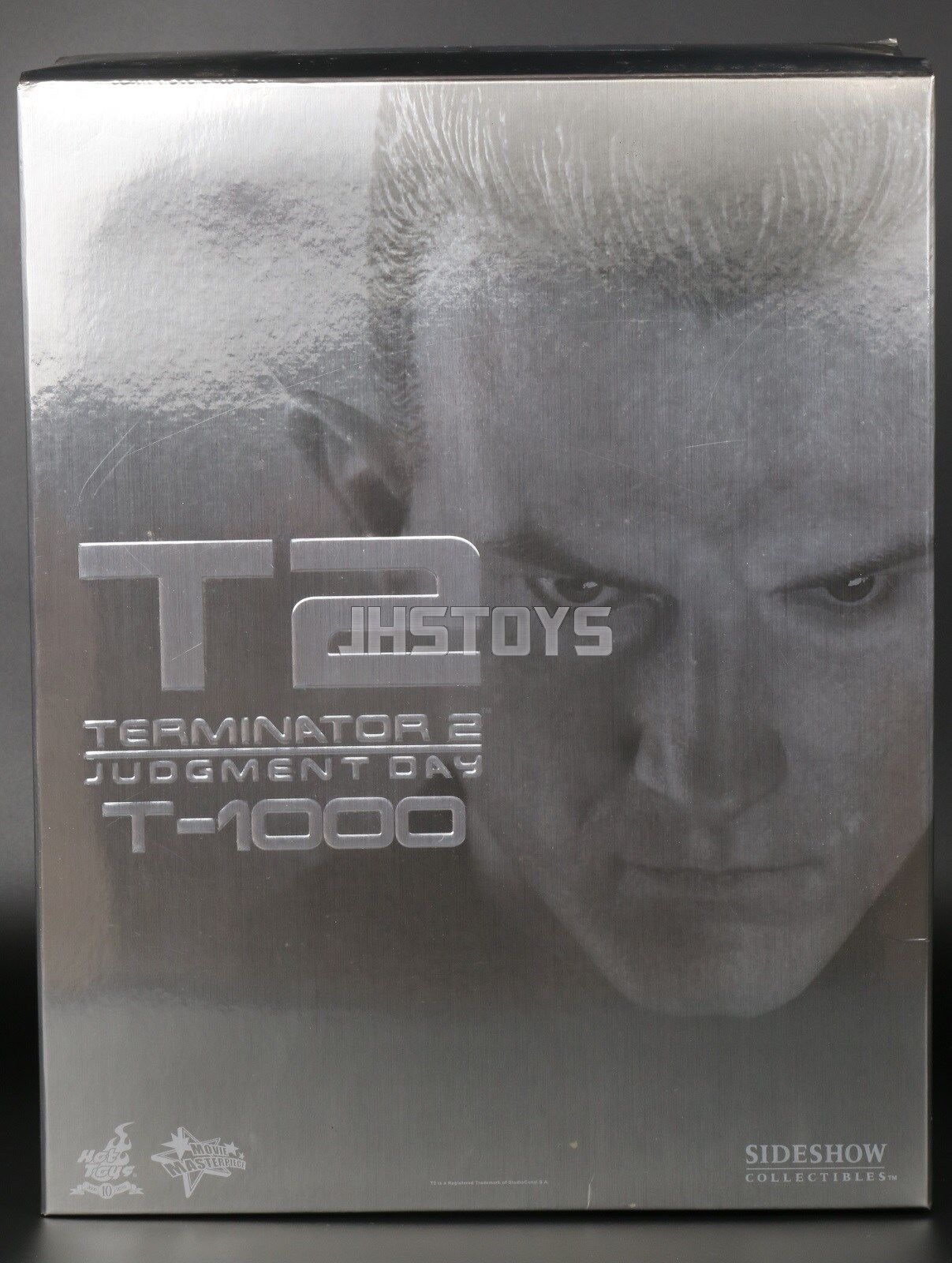 Hot Toys 1/6 Terminator 2 Judgment Day T-1000 T1000 MMS129