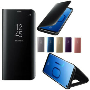 coque samsung clear view s9