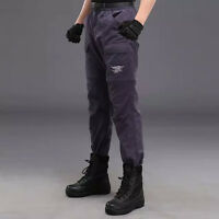 Mens Long Pants Hiking Quick Drying Two In One Removable Shorts Trousers