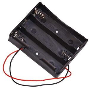 Batteriehalter-fur-3x-Lithum-3-7V-Typ-18650-Zelle-fur-Akku-Halterung-mit-Kabel