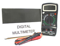1 Digital Multimeter M-830l Multitester Data Hold 3 1/2 Lcd Mas830l M830l