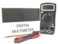 1 Digital Multimeter M-830l Multitester Data Hold 3 1/2 Lcd Mas830l M830l