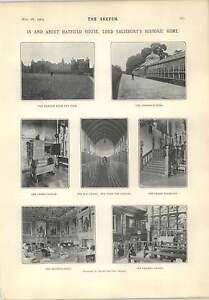 1903 In And About Hatfield House - Jarrow, United Kingdom - 1903 In And About Hatfield House - Jarrow, United Kingdom