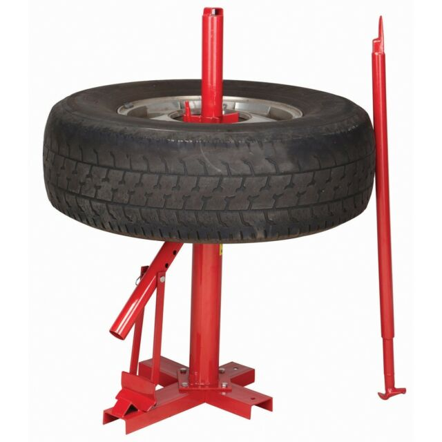 Portable Manual Tire Changer Wheel Demount Garage Tires ...
