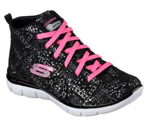 NEW SKECHERS Girls Sneakers Trainers