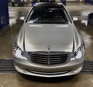 2007 Mercedes s550 perfect condition for trade/swap or 12000
