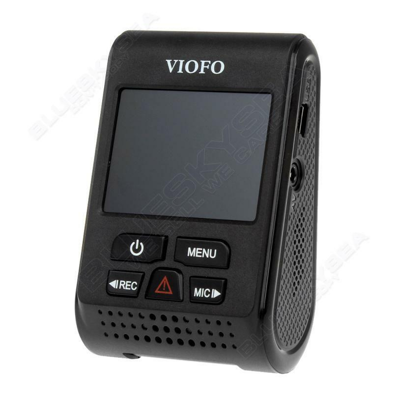 s-l1600 Viofo 1080P Car Dash Camera DVR A119 V2 Capacitor Novatek 96660+ GPS +Hard Wire