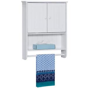 BCP-Bathroom-Wall-Storage-Organization-Cabinet-w-Double-Doors-Towel-Bar
