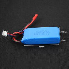 7.4V 1200mAh 30C Lipo Batería Para MJX X101 JJRC Tarantula X6 YiZhan Quadcopter