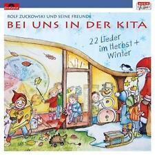 ROLF ZUCKOWSKI - Bei Uns In Der Kita-22 Lieder Im Herbst  -- CD NEU 23.09.2016