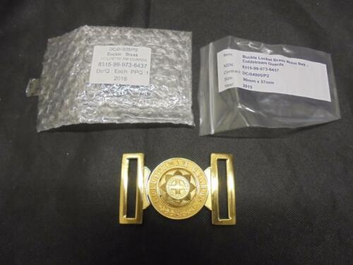 NEW British Military Army Coldstream Guards Regiment Ceremonial Belt Buckle