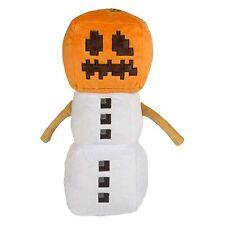 "Official JINX Minecraft - Snow Golem - 11.5"" Plush Toy"