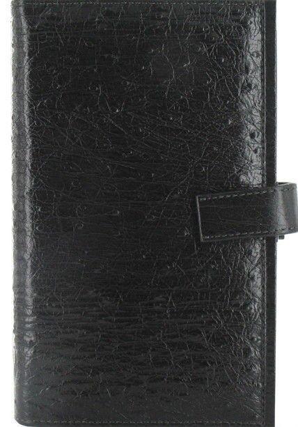 Filofax Organizer Regency 180mmx130mm, schwarz, echtes Leder und NEU | Online-Exportgeschäft  | Outlet Online Store  | Online-Shop