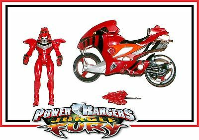 POWER RANGERS JUNGLE FURY STRIKE RIDERS FURY CYCLE PICK ONE !!!
