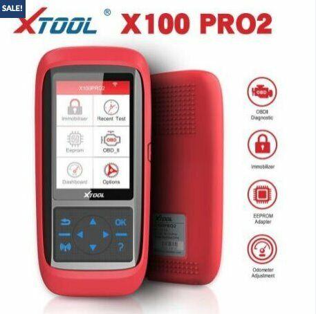 XTool X100 Pro 2 Key Programmer ; EEPROM Adapter