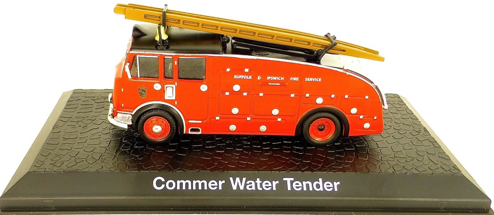 Fire Brigade Commer Water Tender 1 72 Kc1
