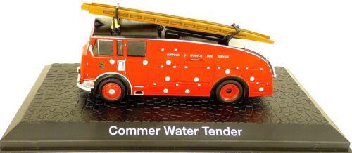 Vigili del fuoco commer WATER TENDER 1:72 kc1 *