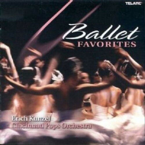 1 of 1 - Cincinnati Pops Orchestra - Ballet Favorites [New CD]