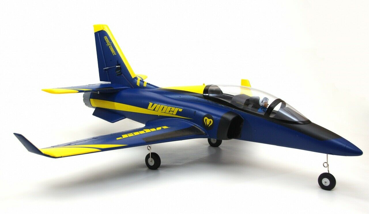 FMS Viper Jet EDF 70 PNP-SET - 110cm  apertura  veloce, uomoeggevole + bonaria  NUOVO  bellissimo