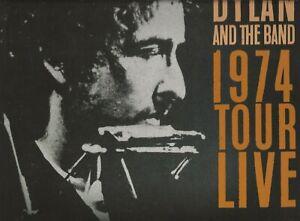 BOB-DYLAN-amp-THE-BAND-1974-LIVE-180-GRAM-4-LP-BOX-SET-2-HISTORIC-SHOWS-UK-IMPORT