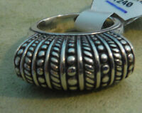 Brighton Sayan Size 6 Sterling Silver Ring R1240