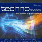 Techno Classics [ZYX] by Various Artists (CD, 2 Discs, ZYX)