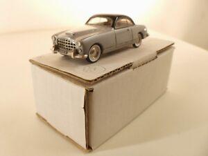 Modellbau Auto- & Verkehrsmodelle Ma Sammlung Schweiz 36 Ford Comet Montecarlo Coupé 1953 Schachtel Harz 1/43