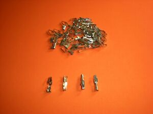 """0.156/"""" 18-24 AWG Series 2478 100 Molex 08-52-0072 Linear .156/"""" Crimp Contacts"""