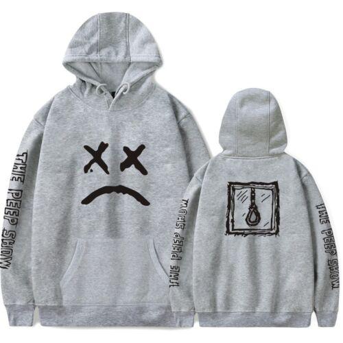 2019 neu Lil Peep pullover hoodie Sweatshirt Cry Baby Muster hell Boy Music 1996