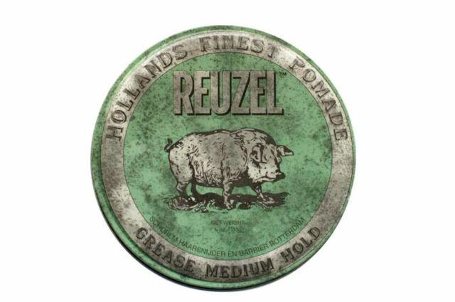 Reuzel Pomade Green Grease Medium Hold 113 G