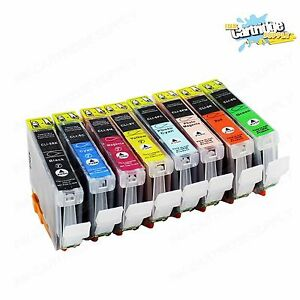 8-Pack-CLI8-CLI-8-Ink-For-Canon-Pixma-Pro6000-Pro6500-Pro9000-Mark-II