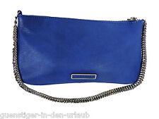 ESPRIT Damen Handtasche Tasche Umhängetasche Schultertasche Clutch blau NEU