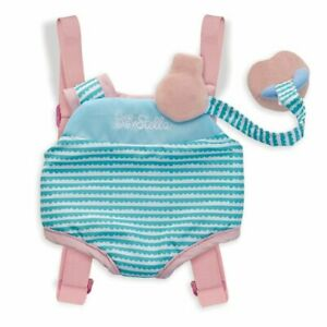 Manhattan Toy Baby Stella Travel Time Carrier Set Doll Accessory