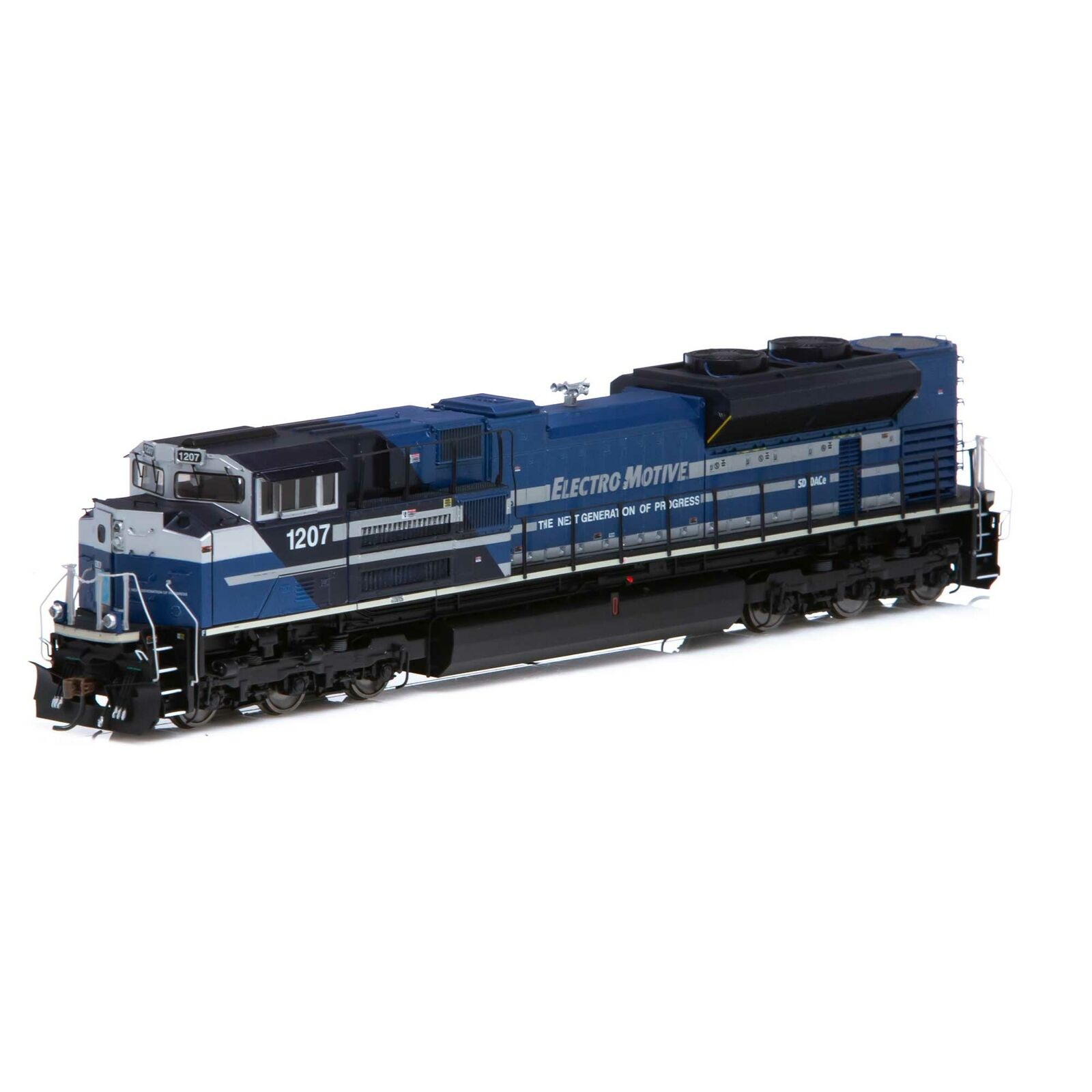 Athearrn ATHG89837 SD70ACe wDCC & suono EMD Lease  1207 Train HO Scale