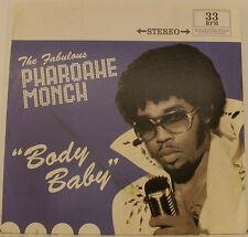 "THE FABULOUS PHAROAHE MONCH BODY BABY 12"" MAXI SINGLE (i127)"