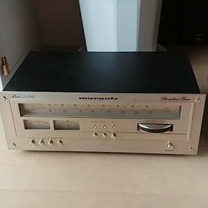 Marantz-Model-2120-Vintage-am-FM-stereophone-Tuner-gebraucht-funktioniert-gut-Vintage