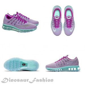 quality design c5b0e a6bbd Image is loading NIKE-AIR-MAX-2016-GS-lt-807237-505-