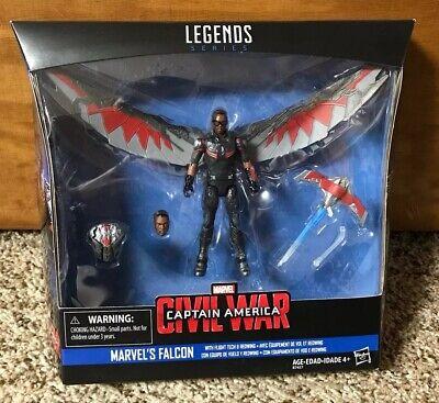 Marvel Legends Captain America Civil War Falcon NIB