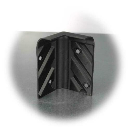 Speaker Edge Protection Boxing Corner Corner Protectors 82x45mm PA Corner Boxing Protection