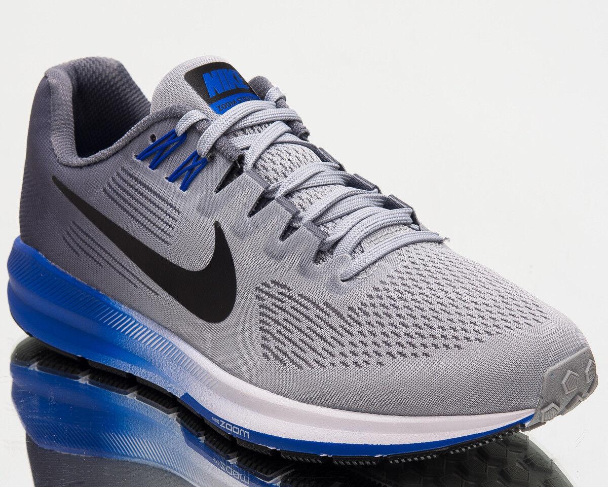 Nike air zoom struttura 21 uomini ginnastica scarpe nuove scarpe da ginnastica uomini 904695-003 uomini grigi 73dff9