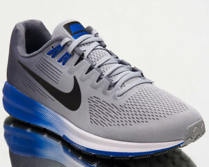 2872dfc006c0 Nike Air Zoom Structure 21 MenS Running Shoes New Men Grey Sneakers ...
