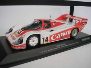 Porsche 956k # 14 Nürburgring 1000 Km 1983 J. Lammers 1/18 Minichamps 155836614
