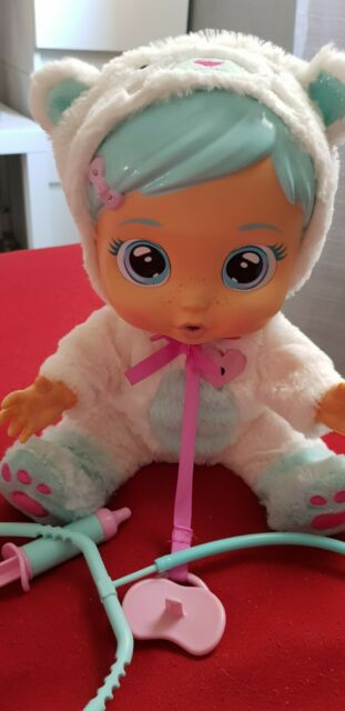 Poupee cry babies Crystal