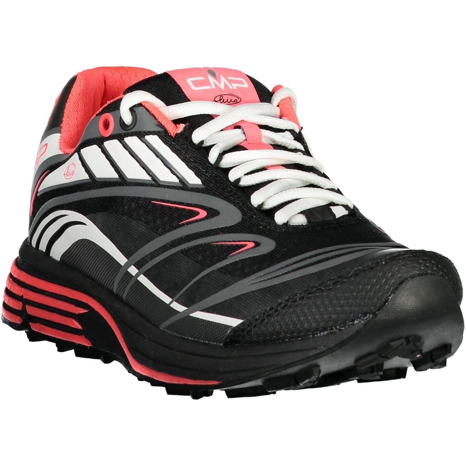CMP shoes da Corsa Sport Maia Wmn Trail shoes black Leggero Pianura Nylon