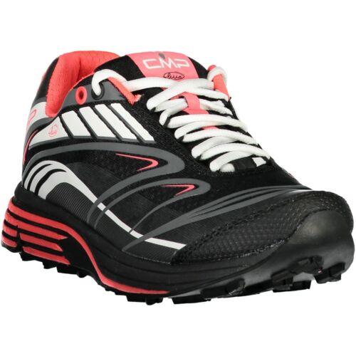 CMP Laufschuhe Sportschuhe Maia Wmn Trail Shoes schwarz leicht Unifarben Nylon